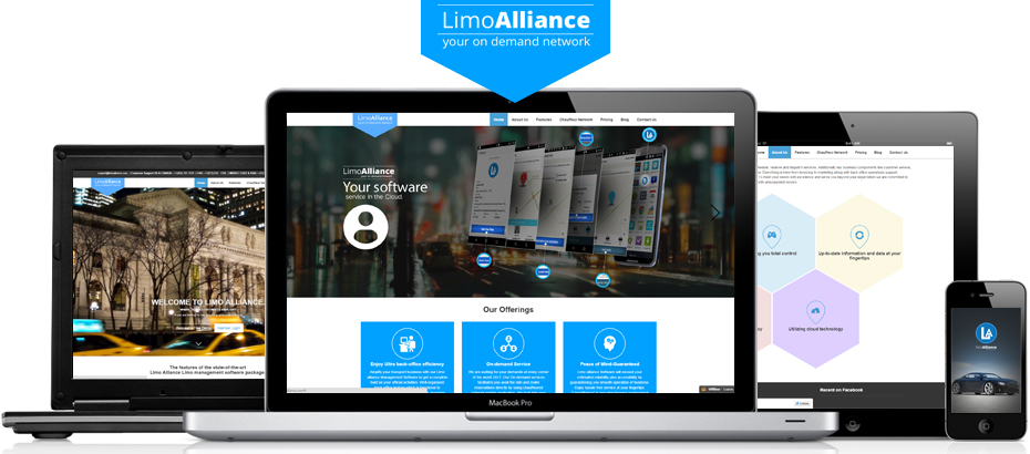 Limoalliance Management & Dispatching Software