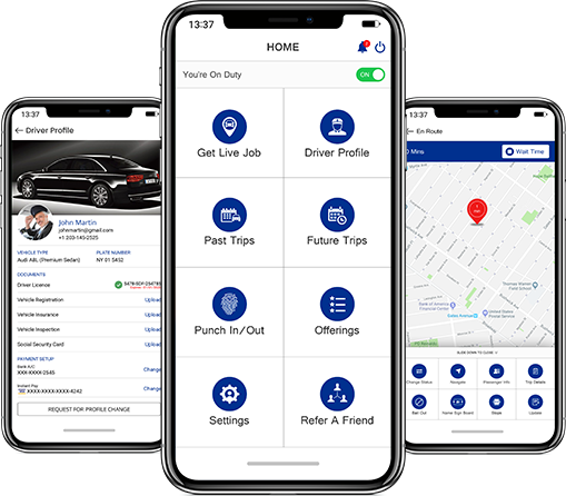 GroundAlliance Driver Logon App
